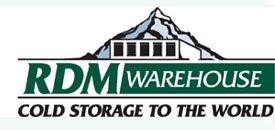 RDM Warehouse logo